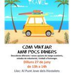 com viatjar amb pocs diners 2016