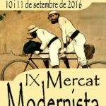 potada IX Mercat Modernista