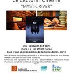 cartell trobnada 8 ABRIL mystic river